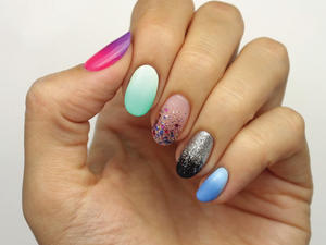 Five Easy and Gorgeous Ombre Nails to Try for Your Next #ManiMonday