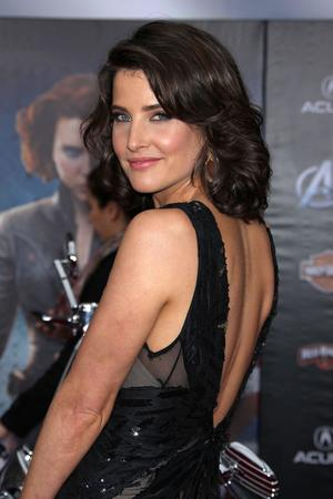 Get the Look: Cobie Smulders's Smoldering Eyes