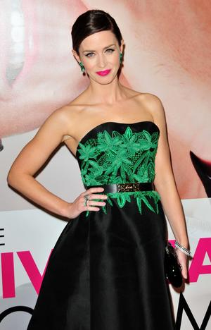 Get the Look: Emily Blunt's Bright Pink Lips
