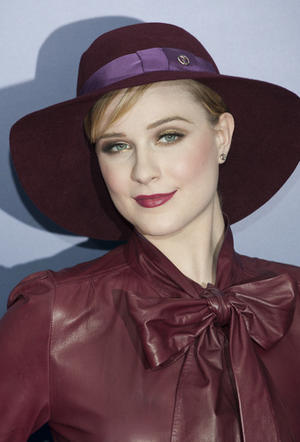 Get the Look: Evan Rachel Wood's Fall Beauty