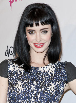 Get the Look: Krysten Ritter's Vampy Glam