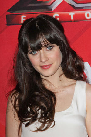 Get the Look: Zooey Deschanel's Fresh Face