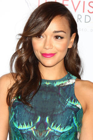 Get the Look: Ashley Madekwe's Signature Bold Lips