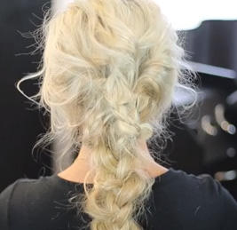 Hair How-To: The Deconstructed Bohemian Braid