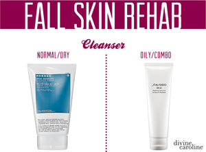 Refresh Your Face: Fall Skin Care Rehab For Every Skin Type