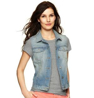 One Piece, Four Ways: How to Style a Denim Vest