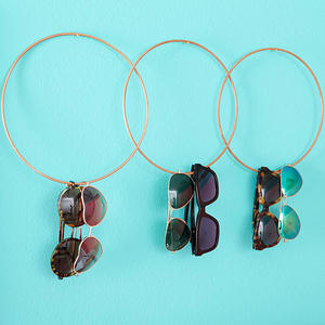 DIY Sunglass Holder: Display & Organize Your Sunnies