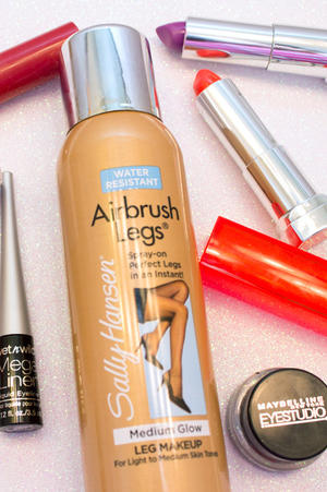 My Current Drugstore Makeup Faves for Winter