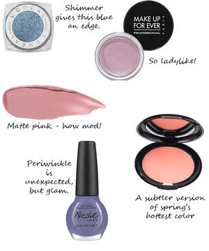Easter-Perfect Pastels: Spring Makeup We Love