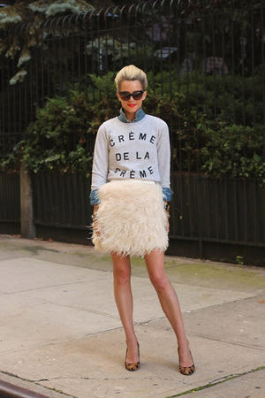 Feathers: How to Wear the Trend