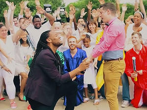 This Epic Proposal Video is a Must-See