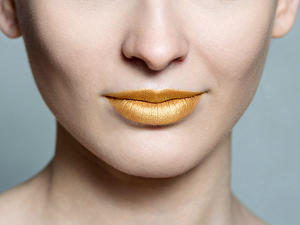 Summer's Hottest Beauty Trend: Molten Metallic Lips