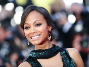 Zoe Saldana Opens Up About Her Battle With Hashimoto's Thyroiditis
