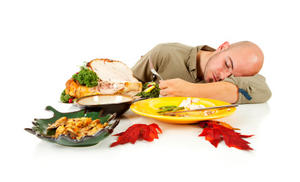 The Price of Pigging Out: Can You Stop a Food Coma?