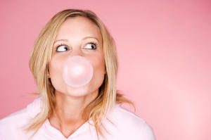 Chewing Gum Can Help Cut Calories