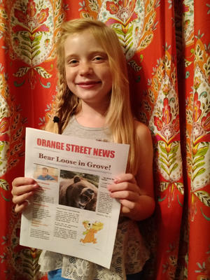 This 9-Year-Old Crime Reporter Absolutely SMOKED Her Haters