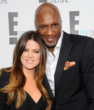 Khloe Kardashian Talks Lamar Odom, Says 'Intimacy' Isn't the Reason She's with Him
