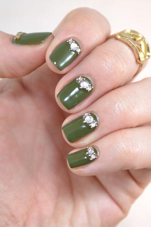 Luxe of the Irish: St. Patrick's Day Nail Art Tutorial