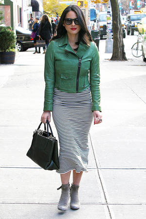 Get the Look: Olivia Munn's Grungy Girl Getup