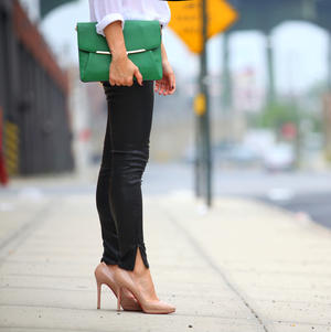Nude Heels for Fall