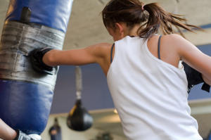 Kicking Butt and Taking Names: The Power of Self-Defense