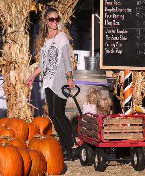 Pumpkin Patch Style: Take a Cue from These Celebs