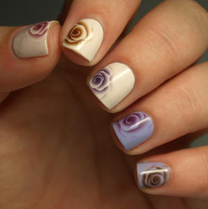 Nail Art Made Easy: Water Decals