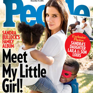 Sandra Bullock Shares The Surprising Reason She Decided to Adopt Daughter, Laila