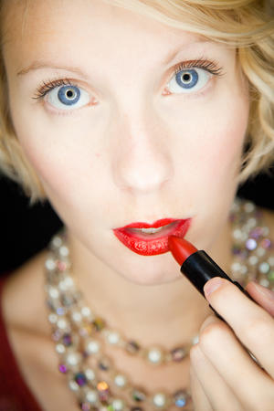 How to Wear Red Lipstick Like a Boss