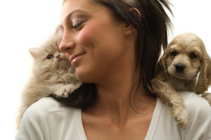 Vitamin P: How Pets Keep Us Healthy