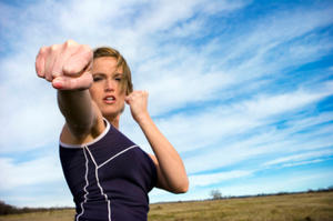 Don't Mess with Me: Self-Defense Tips and Tools