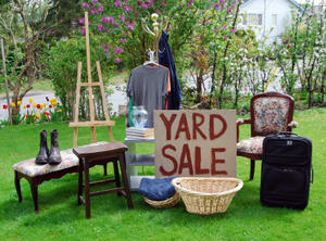 So Long, Stuff: Secrets of Successful Yard Sales