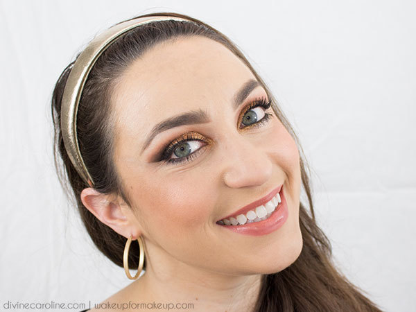 Summer Night Out Makeup Look