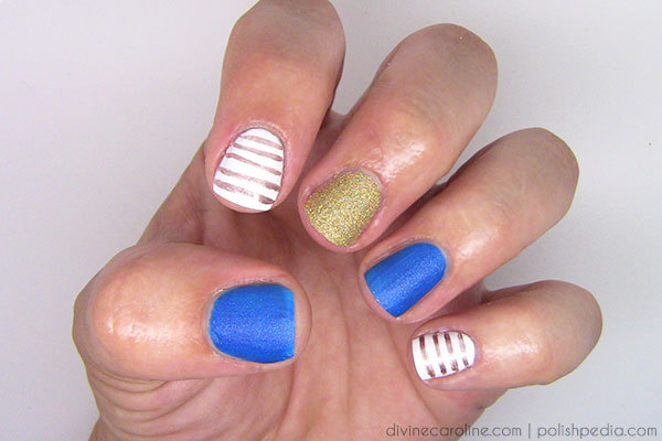 Summer Nails Anchor In The Sand Nail Design More