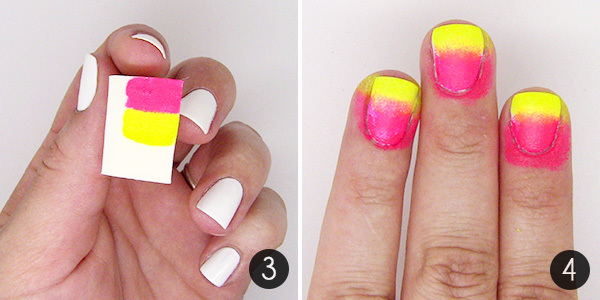 Summer Nail Art: Sunset Palm Tree Nail Design | more.com