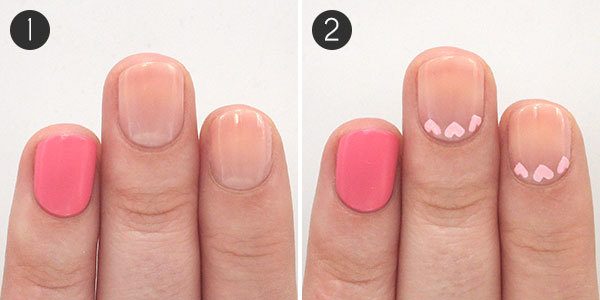 Sweet Heart Nail Art To Fall In Love With More