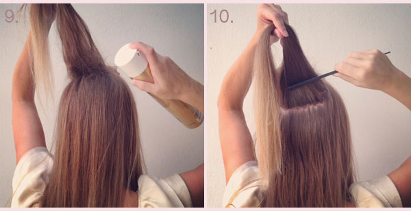 how to make hair stay in place for guys