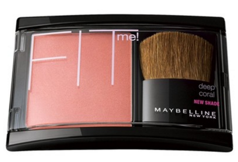 Maybelline Fit Me! Blush in Deep Coral