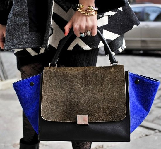 Calf Hair Bags Are Popping Up In Every And From Just About Designer If You Re Like Me Have Five On Your Fall Wish List