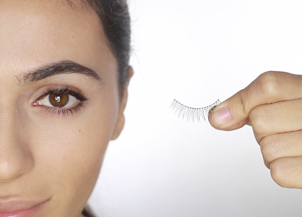 Lights Camera Lashes How To Apply False Lashes Like A Pro More