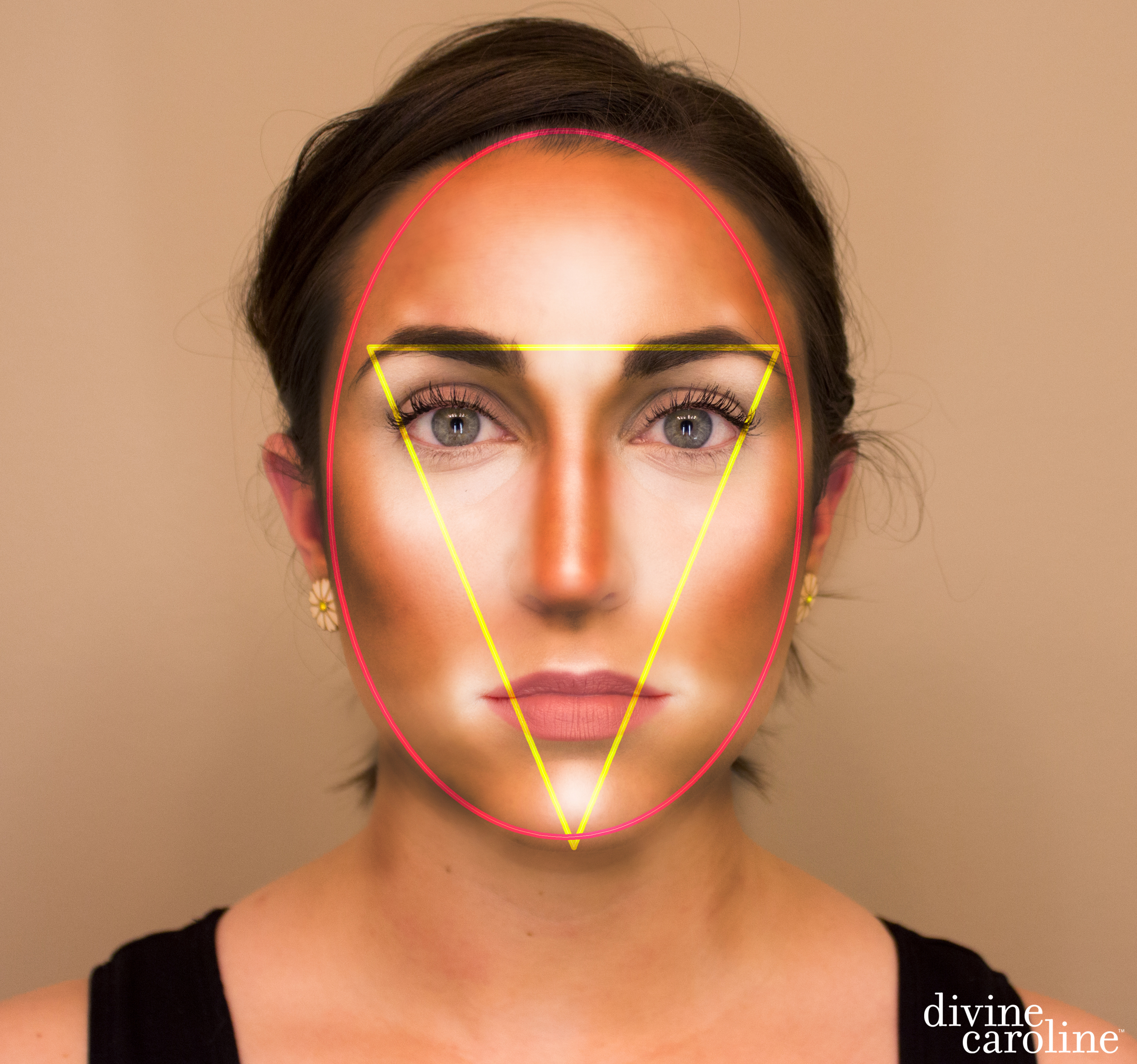 Makeup Magic Lose Pounds In Minutes With Highlighting And