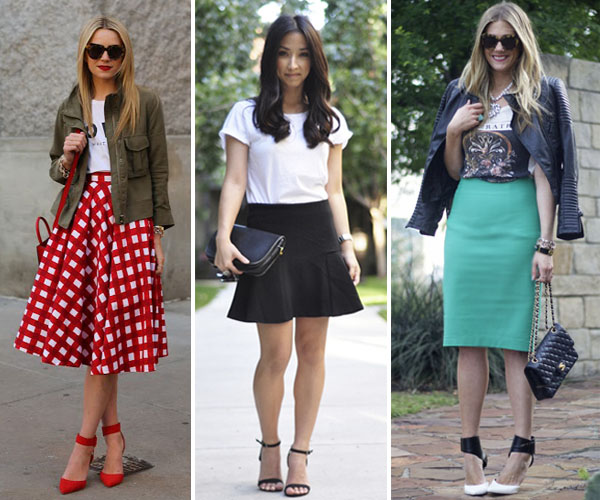 27427d6dd0ac Fall Skirts: The Silhouettes and Materials I Love for this Season ...