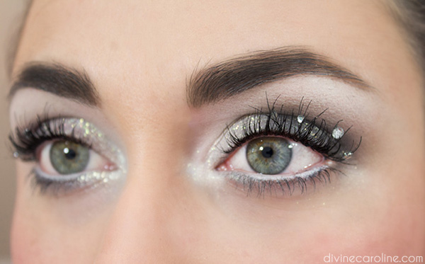 Winter Makeup Tutorial Snowy Eyes More Com