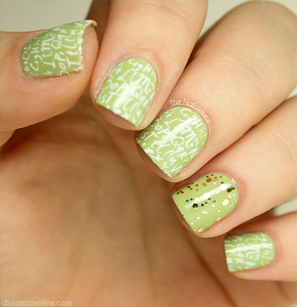 Stamping Nail Design: A Creative New Nail Art Technique | more.com