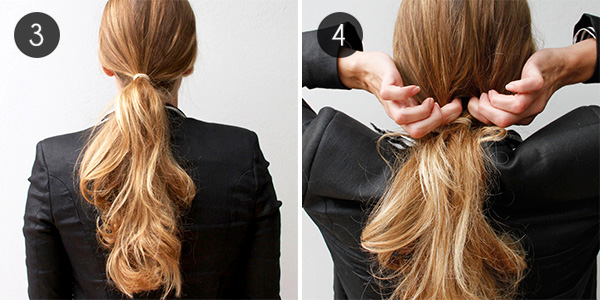 Easy Day To Night Hairstyle More