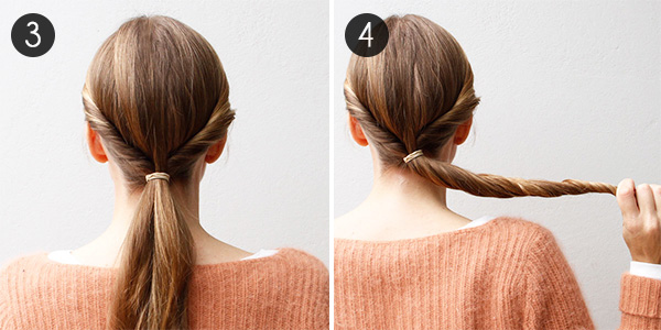 Hairstyle In A Hurry A 5 Minute Updo More