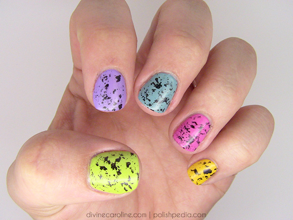 Easter inspired nail art cadbury mini eggs more my favorite thing about easter is of course the candy and my favorite easter candy of all time is the cadbury mini egg prinsesfo Choice Image
