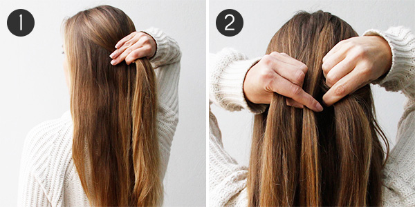 Boho Braid How To Create An Effortlessly Chic Half Updo More